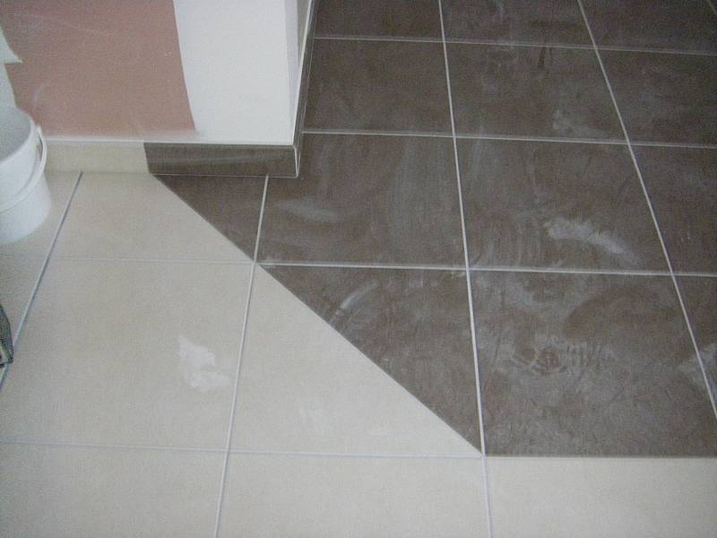 Fa ade de commerce batiment professionnel et profession - Separation carrelage parquet ...